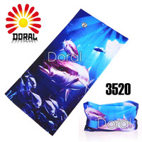Multi-Purpose Sports Scarf Variety Seamless Printing Head Bandana Fishing Sun Protection