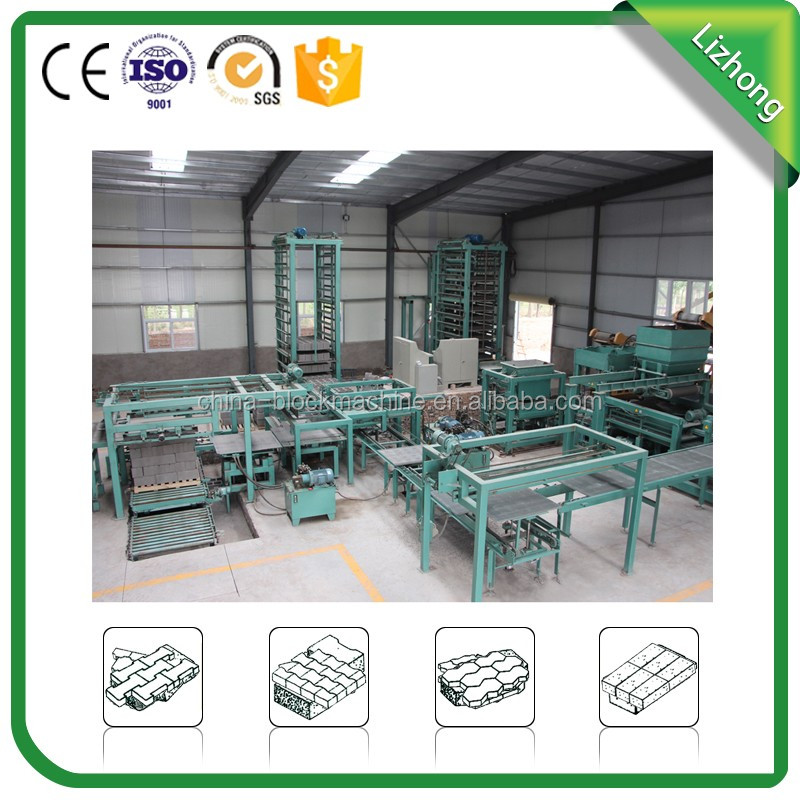 Good Faith Green Break Technology Compressed Earth Block Machine