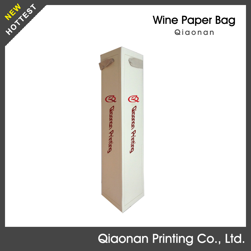 2015 Qualified Fancy Wine Bottle Gift Bags