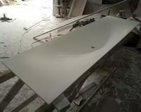 vazarrer design solid surface bathroom vessel sink