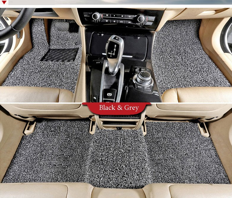 PVC Coil Car mat for all cars