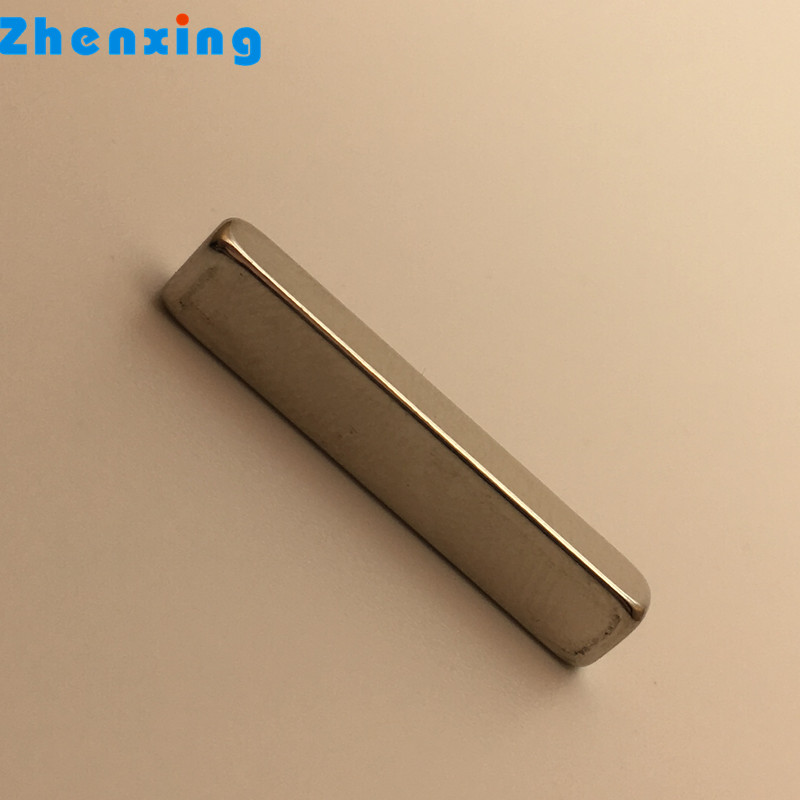 China N52 permanent super strong ndfeb Industrial bar magnets for sale