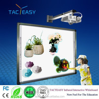 multifunctional finger touch infrared interactive whiteboard