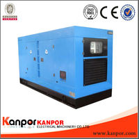 good choice!KANPOR With Weichai 10kw generator best fuel efficient diesel generator