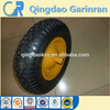 Qingdao Wheelbarrow tire with rim 4.80/4.00-8 tyre