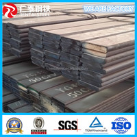 Q235 hot rolled spring steel flat bar used for structure/flat steel