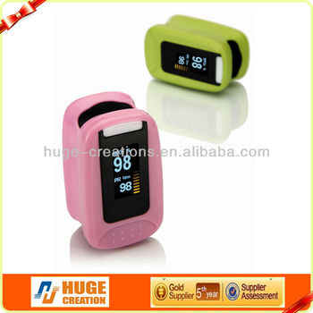 Color display pulse oximeter -table pulse oximeter