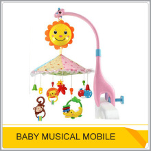 Wholesale china import bedsize bell plastic musical baby mobile OC0229697