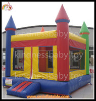 China manufacturer sell inflatable jumping castle , inflatable castle bouncy toys