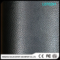 L070291 PU Embossed Metallic Leather For