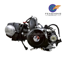chinese good quality 4 stroke manual clutch motorcycle atv 152fmh 110cc engine