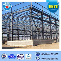 steel structure workshop/warehouse, China prefab warehouse