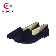 Wholesale pointe loafers fashion ladies ballerina shoes 2015