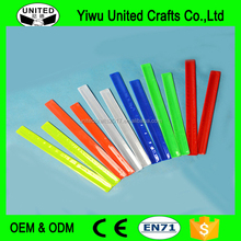 Reflective Bands Slap Wraps Running Jogging Walking Biking Cycling Reflective Safety Bands