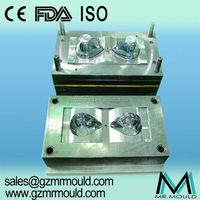 rubber mold medical components product in maker compression mold molding