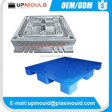 injection plastic pallet mold making from Zhejiang