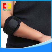 high quality magnetic arm elbow pad wraps neoprene tennis elbow brace, arm protection pain relief basketball gym elbow support