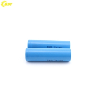 High quality 50E INR 21700 battery 3.6v 5000mah battery rechargeable