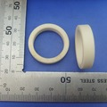 Precision ceramic pad spacer gasket shim alumina ceramic ring