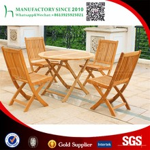 Folding table and chair set garden coffee table furniture