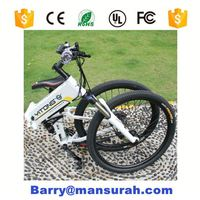 Exciting riding! Li-ion Battery Battery Operated Bicycle, adult electric bike,cheap Strong electric bicycle 250W