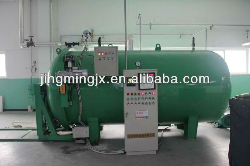 DTY/FDY Yarn setting steamer machine