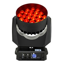 from China 24pcs x 15W mac aura RGBW 4-in-1 led moving head light