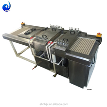 Commercial Laundry Horizontal Glass Washing Machine