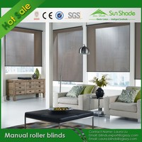 USA High Quality Office Blockout Roller Blinds/cassette Roller Shades