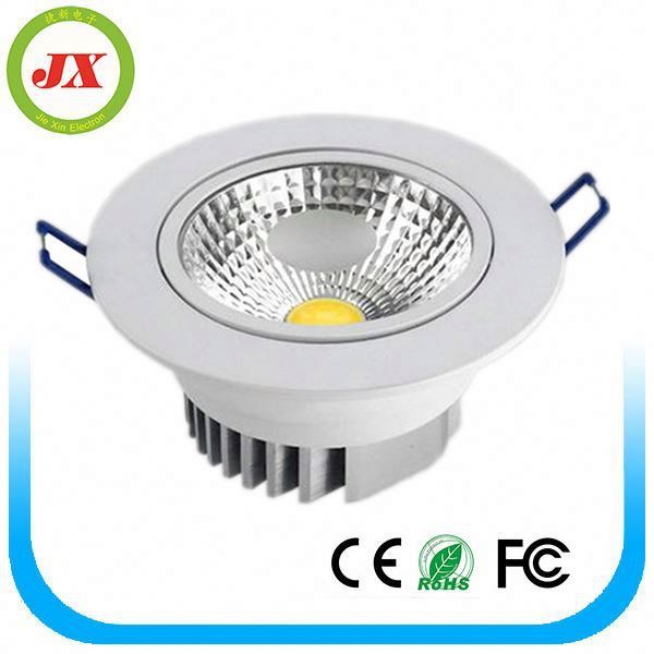 dim to warm dimmable cob led downlight 8w ip44 norge downlight Cutout 80mm