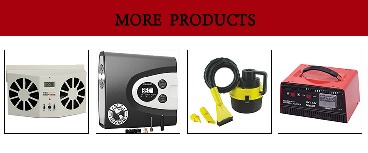 150PSI 3 in 1 Automatic Air Compressor 12V Portable Digital Car Tire inflator Pump