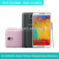 Hot Sale Product For Samsung Galaxy Note 3 Anti-scratch Tempered Glass Screen Protector