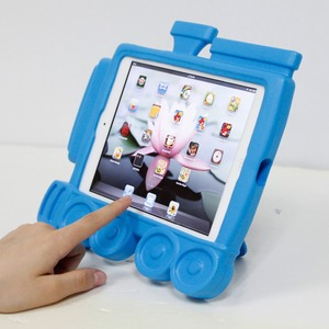 Hot selling for kids ipad mini case thick foam cover with kickstand