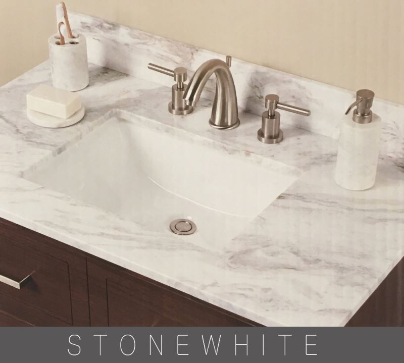 factory price white marble kitchen counter