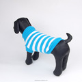 Varied colors and sizes stripe style cheap xxx small christmas dog costumes clothes for dogs from china