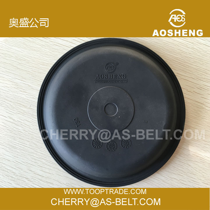 T30L OEM auto parts high quality rubber diaphragm for truck air brake chamber rubber cup deepen brake parts