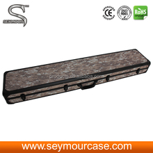Aluminum Gun Case Rifle Carring Leather Gun Case Taser Gun Case
