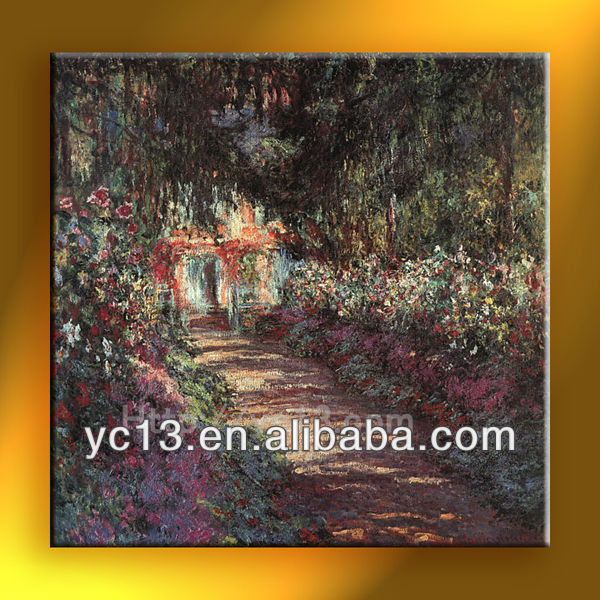 Masterpiece painting reproduction,master reproductions monets117