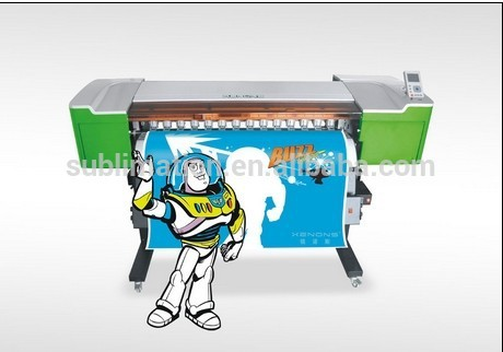 ECO Solvent cutting Cutter plotter printer heat transfer vinyl printer plotter cutter