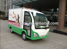 72v CE Certificate chinese good quality electric cargo van