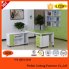Hot selling simple office furniture design office desk wholesale