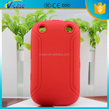 Soft silicon case for blackberry curve 9220 9320