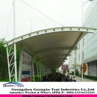 Top level super quality strong pvc car parking roofing membrane