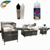 18 years factory liquid filling machine,100ml chubby gorilla bottle filling machine