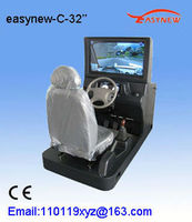 2013 Hot 32 inch LCD with driving simulator cheap price
