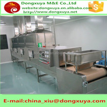 microwave traditional Chinese medicine dryer/making equipment