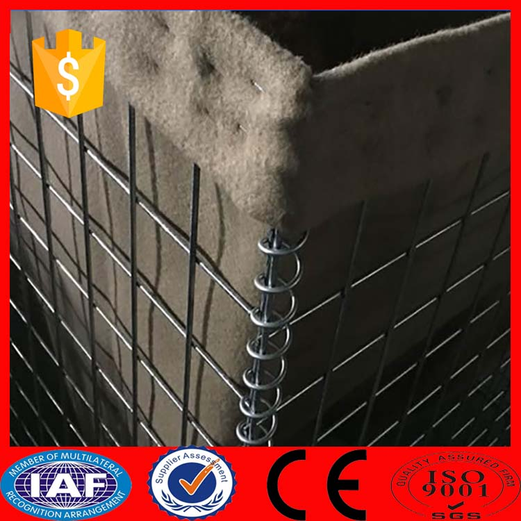 retaining hesco bastion gabion wall hesco barrier