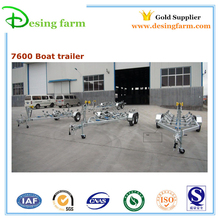 New design inflatable boat trailer for Australia and New Zealand