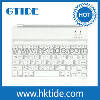 keyboard wireless cover for ipad irulu or aluminium bluetooth keyboard manufacturer for ipar air used in li-polymer ultra-thin