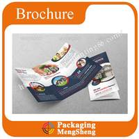 Custom low price A3 A4 A5 Brochure / Booklet / Flyer / Catalog Printing in China